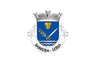 Flag of Barreira (Leiria)