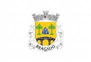 Bandera de Bragado (Vila Pouca de Aguiar)