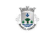 Bandera de Branca (Coruche)