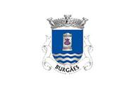 Bandera de Burgães