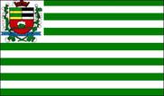Bandera de Santo Anastácio, São Paulo