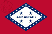 Flag of Arkansas (1923)