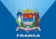 Bandera de Franca