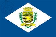 Bandera de Cosmópolis