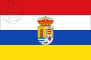 Flag of Árchez