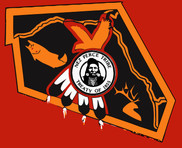 Bandera de Nez Perce