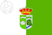 Flag of Viana de Jadraque