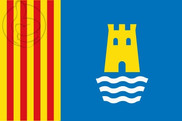 Flag of Guardamar del Segura