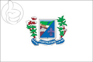 Bandera de Portalegre, Rio Grande do Norte