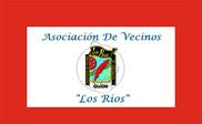 Bandera de Asociación de Vecinos (Los Ríos)