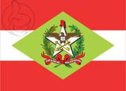Bandera de Santa Catarina