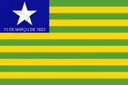 Bandera de Piauí