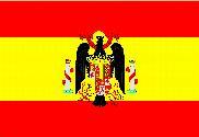 Bandera de Preconstitucional España