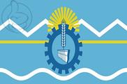 Bandera de Provincia del Chubut