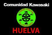 Bandera de Comunidad Kawasaki Huelva