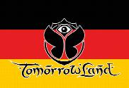 Bandera de Alemania Tomorrowland