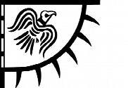 Bandera de Estandarte del cuervo