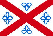 Bandera de Penrith, Cumberland