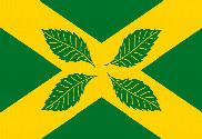 Flag of Four Elms, Kent