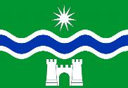Flag of Denny & Dunipace, Stirlingshire