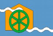 Flag of Cromford, Derbyshire