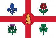 Bandera de Montreal