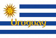 Flag of Uruguay name