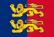 Bandera de Manche