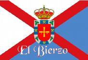 Flag of El Bierzo nombre
