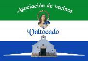 Bandera de Asociación de vecinos Valtocado