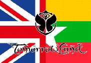 Bandera de TomorrowLand UK Birmania