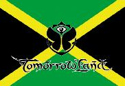 Bandera de TomorrowLand Jamaica