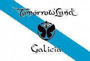 Bandera de TomorrowLand Galicia 2