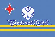 Bandera de TomorrowLand Aruba