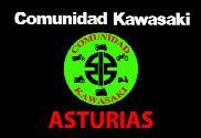 Bandera de Kawasaki Asturias