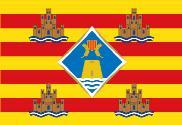 Bandera de Islas Pitiusas