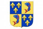 Bandera de Dauphin de Viennois