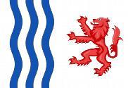 Bandera de Nueva Aquitania