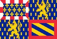 Bandera de Borgoña-Franco Condado