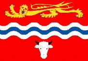 Bandeira do Herefordshire