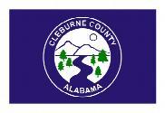 Bandera de Condado de Cleburne