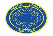 Bandera de Condado de Benton