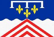 Bandera de Eure-et-Loir
