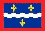 Bandera de Indre