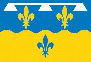 Bandera de Loir-et-Cher
