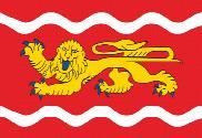 Bandera de Lot y Garona