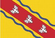 Bandera de Meurthe y Mosela