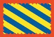 Bandera de Nièvre