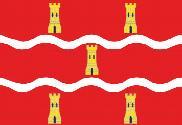 Bandera de Deux-Sèvres