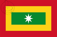 Bandiera di Barranquilla
